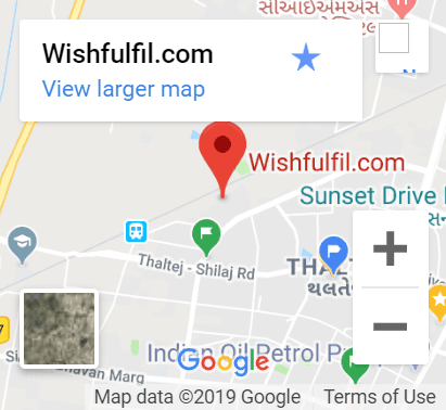 Wishfulfil Map